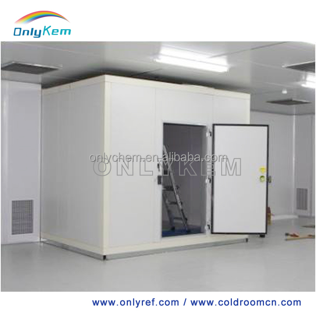 Sandwich polyurethane panel cold storage room