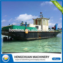 tug boat/transportation barge for dredgers