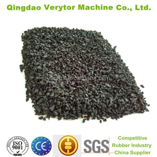 recycled tyre rubber granules machine prices for sale
