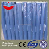 Plastic insect protection window screen