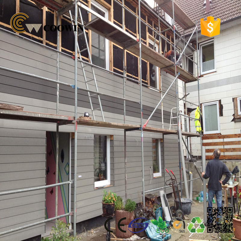 Exterior Soundproofing Panels : Soundproof exterior wall panel wooden house decative