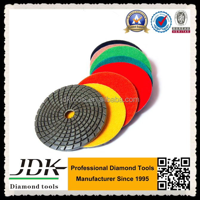 Premium Diamond Polishing Pads