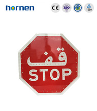 Road traffic stop signs manufacturers