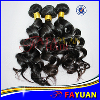 Wholesale 7a long lasting full cuticle cheap top quality coarse full dense hair pieces volume