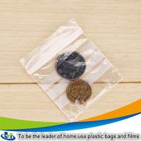 JiangSu factory direct sell ziplock bag machine produce high quantity ziplock plastic bag/custom mini ziplock bag