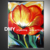 excellent flower styles wall art picture oil painting