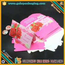 Guangzhou Supplier Accept Custom Design Printing Different Shapes Greeting Cards