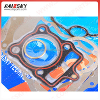 HAISSKY High Quality Motorcycle Cylinder Gasket for Honda 125 engine gasket