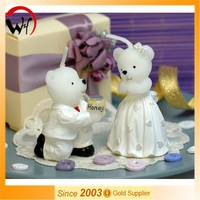 Different Candle gifts cheap wedding gift for guest