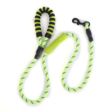 Dog Pet Rope Leash With Reflecting