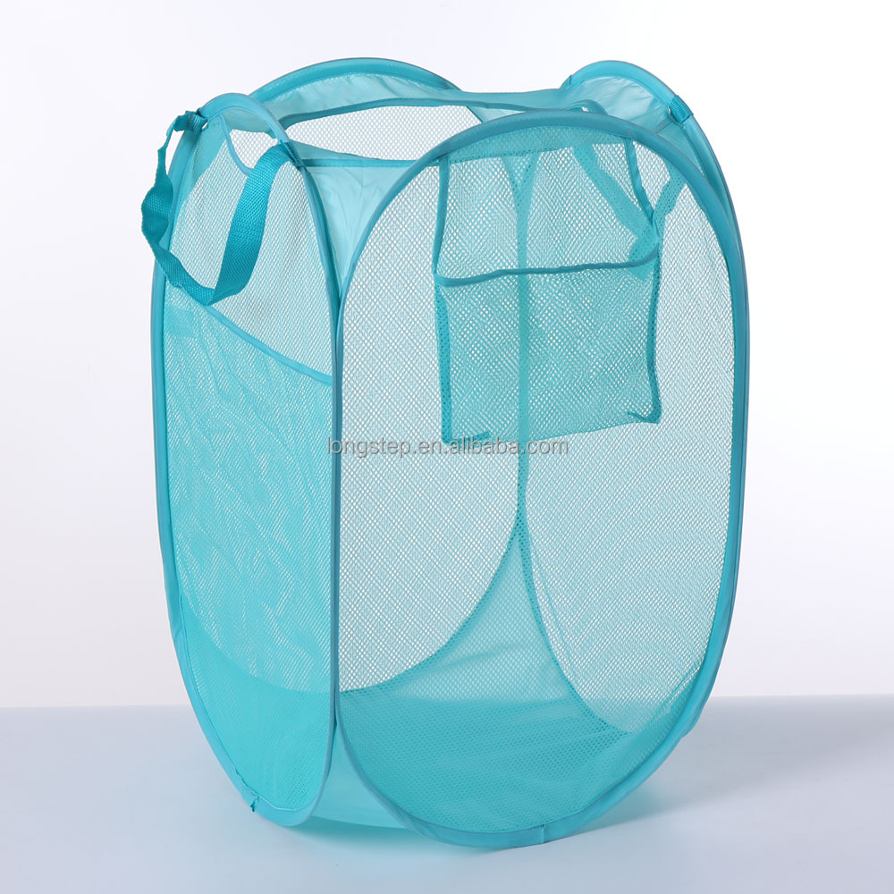 Pop up laundry foldable laundry clothes gift hamper