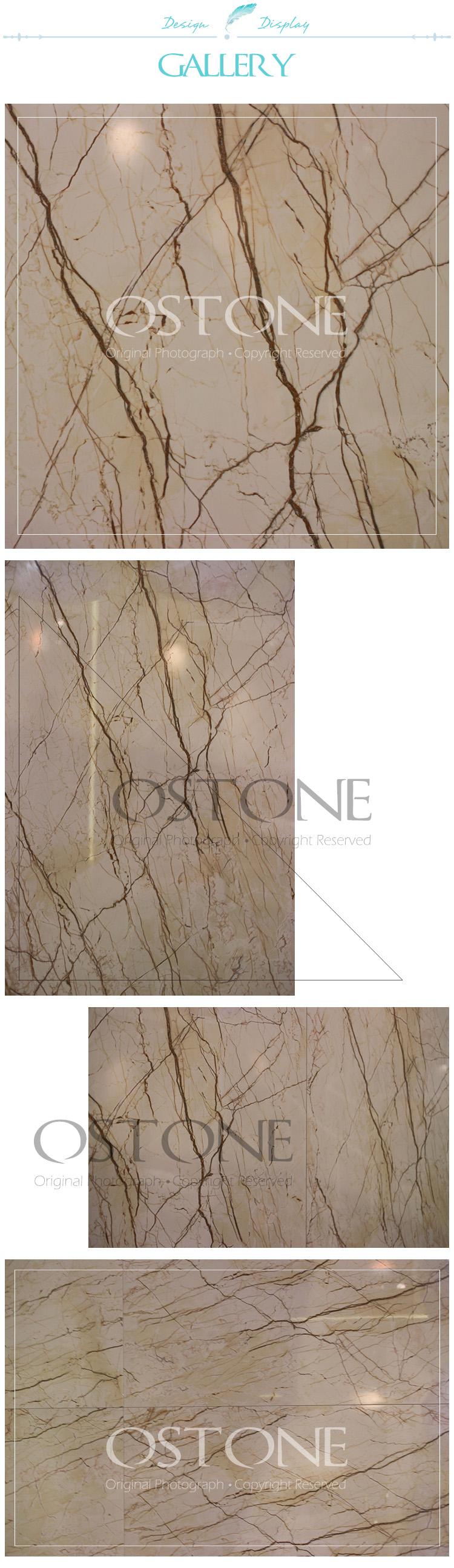 Sofitel Gold Marble Effect Ceramic Porcelain Floor Tiles Looks Like ...