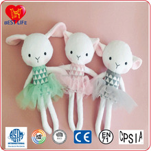 Factory supply stuffed soft plush dolls for kids(PTALB09160139)