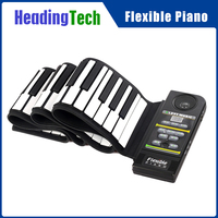Portable flexible 88 keys Piano with speaker super lifelike sound quality