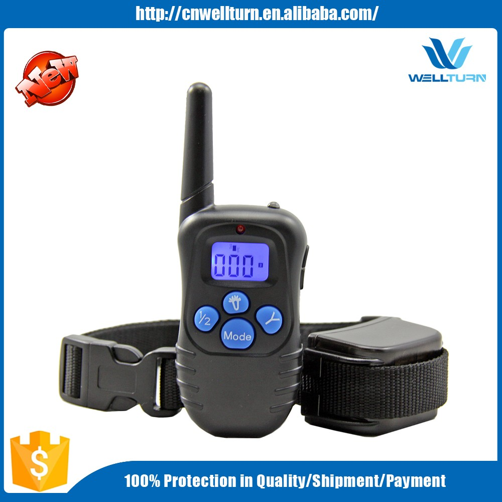 Pet Training Electronic Dog Shock Collars For Dog Training Humen