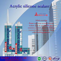 High Grade Acetic Silicone Sealant for Aquaria Sealing