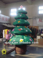 inflatable promotion christmas tree decorations