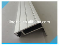Best Surface Treatment In Aluminium Anodzied Solar Panel Frames Profiles