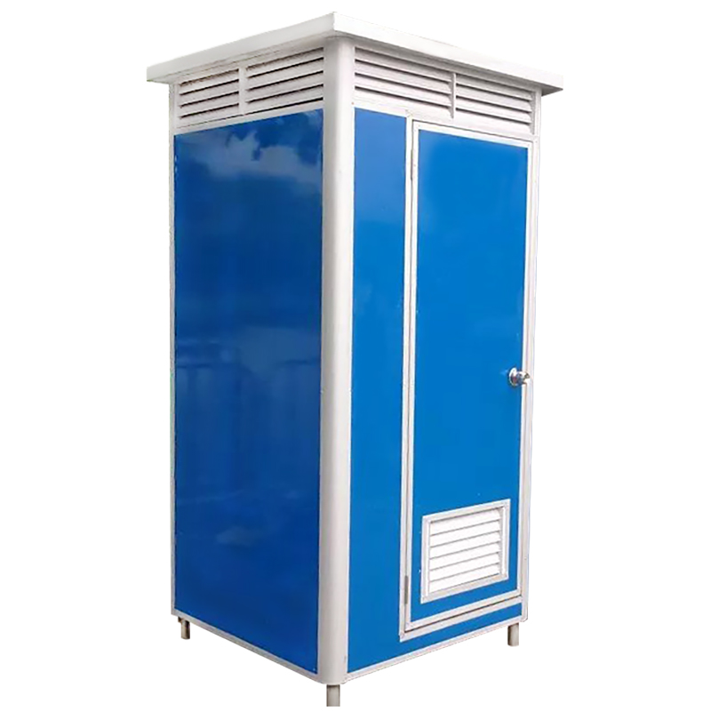 China cheapest toilet building plastic mobile luxury camp used portable toilet for sale