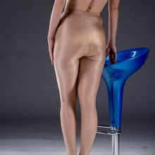 Ultra Thin Compression Tube Silky Pantyhose Sexy Sheer Waist Pantyhose