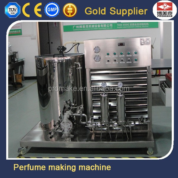 perfume freezing machine