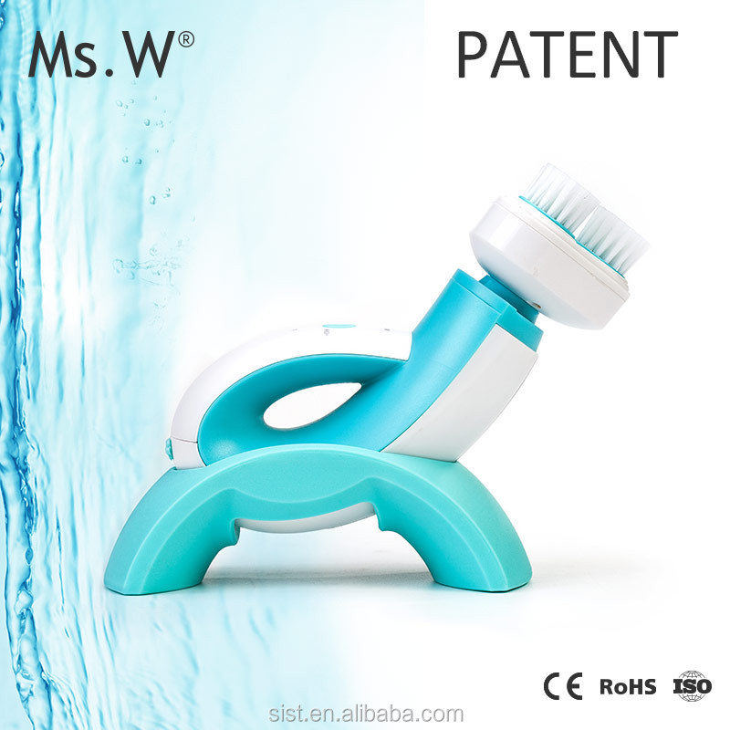 Ms.W We Need Distributors for Facial Electric Cleansing Brush Cleaning Face Skin Removing Dirt