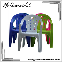 (HDPE,Blow Mold, Plastic Chair) Cheap Outdoor Plastic Chairs