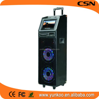 supply all kinds of professional studio mixer,wireless speaker with disco light,wireless stage speakers