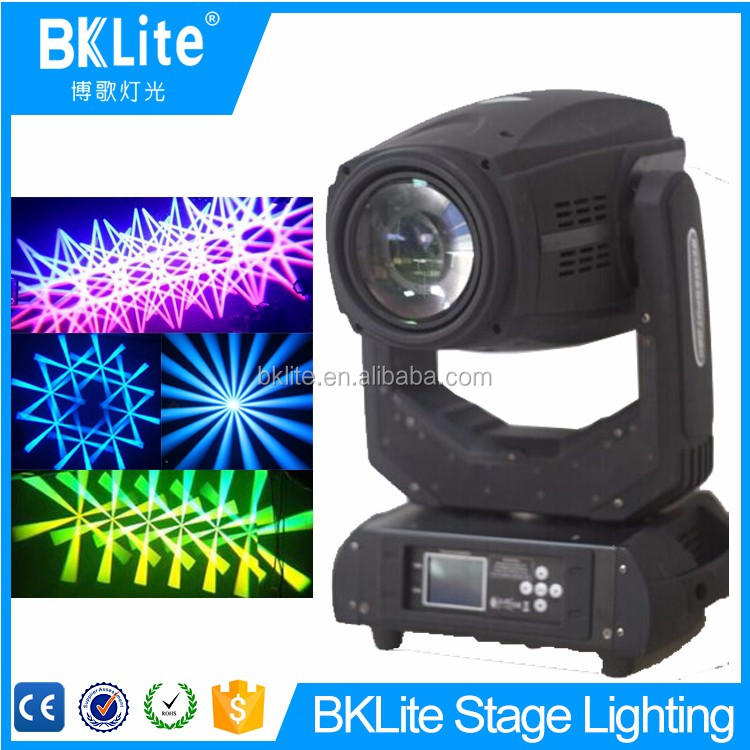BKLITE 2017 New Product spot light 280w 10r dmx moving head light for sale