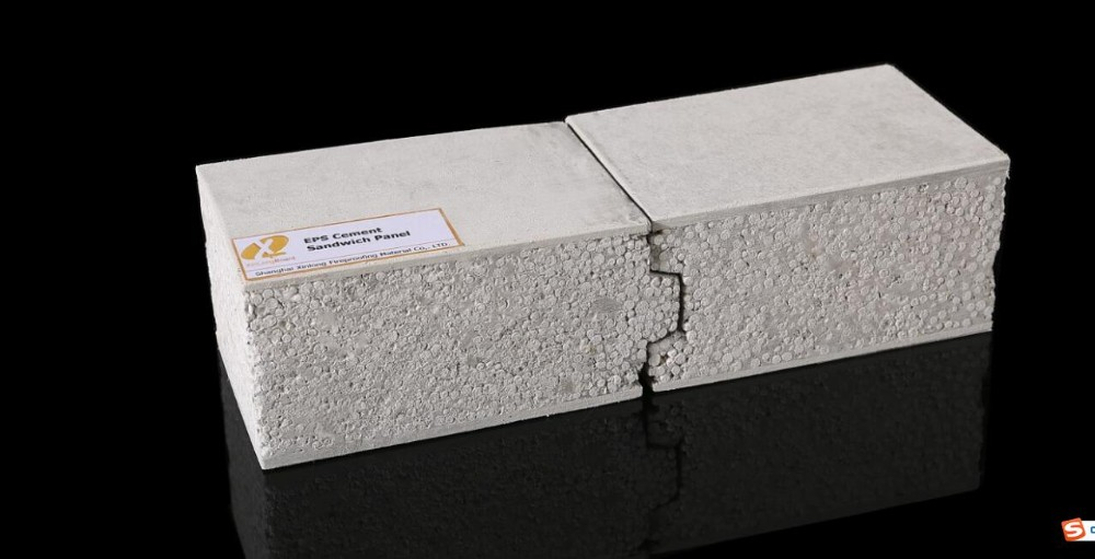 Advance Fiber Eps Cement Sandwich Wall Panel Slab Machine