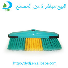 Wholesale prices super cleaning plastic soft floor brush broom 8269