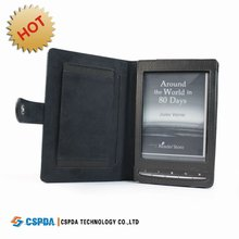 Luxury Genuine Leather Case Cover for Sony Reader PRS-T1 eReader