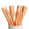 2018 hot new products good quality food grade colorful 10mm paper straws for hot drink