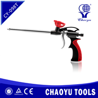 CY-098T 2016 New Patented Expanding polyurethane foam gun pen gun prices