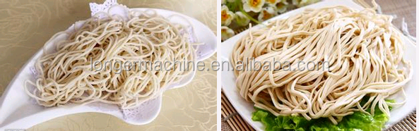 Hot Selling Electric Automatic Fresh Noodle Making Machine