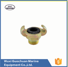 Marine brass Air Hose Coupling Nakajima / ANSI Pin / Machino Type Reducing Hose Coupling