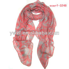 PRINTED scarves 2012 scarve with logo