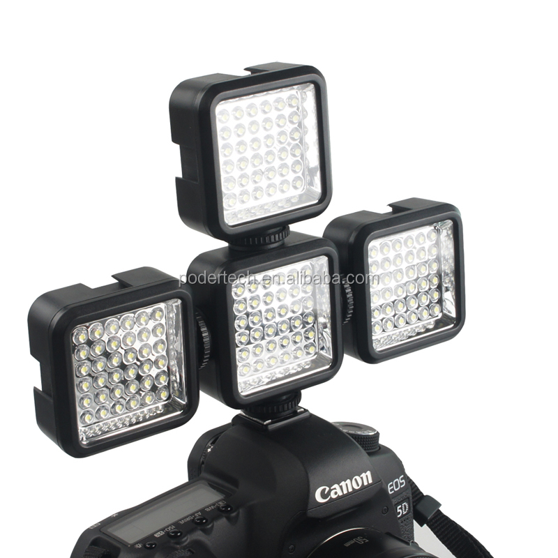New camera accessories led video light 6500K video shooting LED light CL36