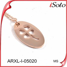 fashion jewleries for women alibaba website rose gold necklace