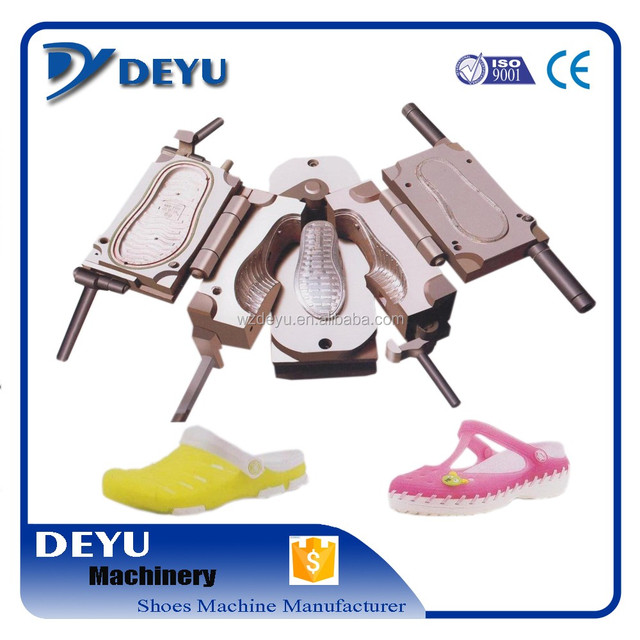 PVC Jelly Crystal Shoe Injection Mould