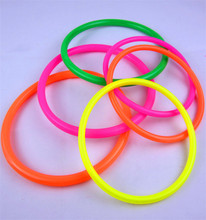 Cheap Wholesale Game Throwing Plastic Circle Small Plastic Ring Toys
