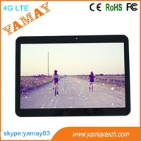 alibaba express brazil 10.1 inch MTK8732 Quad core wifi/gps wcdma/gsm/4g fdd-lte free download games tablet rohs tablet pc