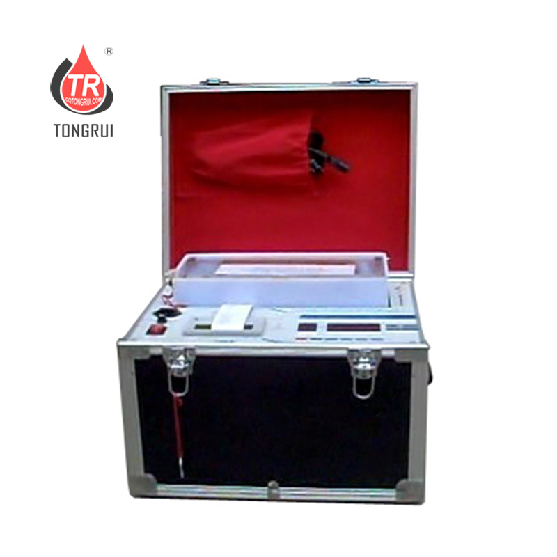 transformer Oil Dielectric Strength Tester, Insulation Oil Breakdown Voltage Tester
