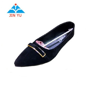 Nice style toe shoes ballerina lady shoes lady relax shoes