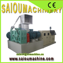 PP PE film granlator recycled plastic pelletizing production line
