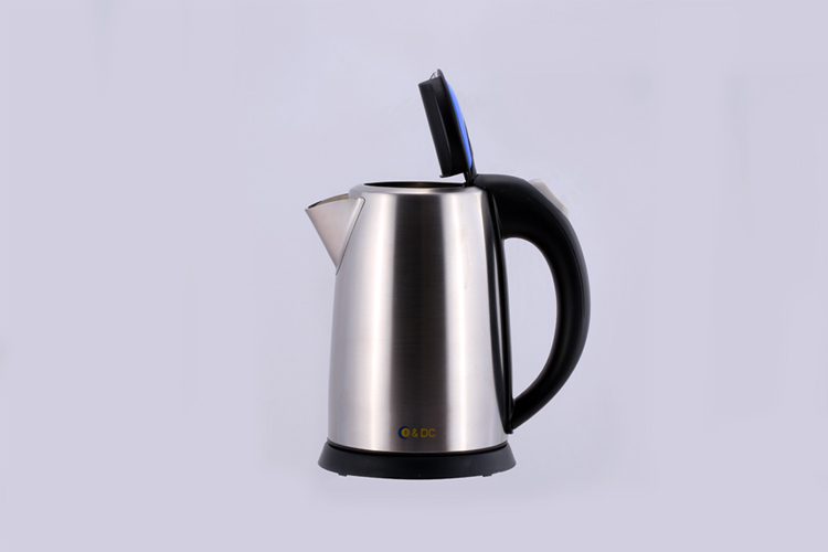 2019 top quality artistic 500ml mini stainless steel electric travel kettle