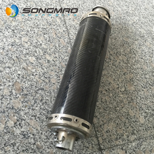 100mm diamter 3k carbon fiber tube for carbon fiber motor parts