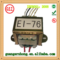 EI series 110 to 24 volt transformer