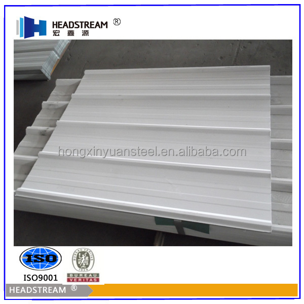 New roofing material wave metal galalume roofing sheet for New roofing products