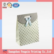 High Quality Small Paper Bag Printing for Gift Packing